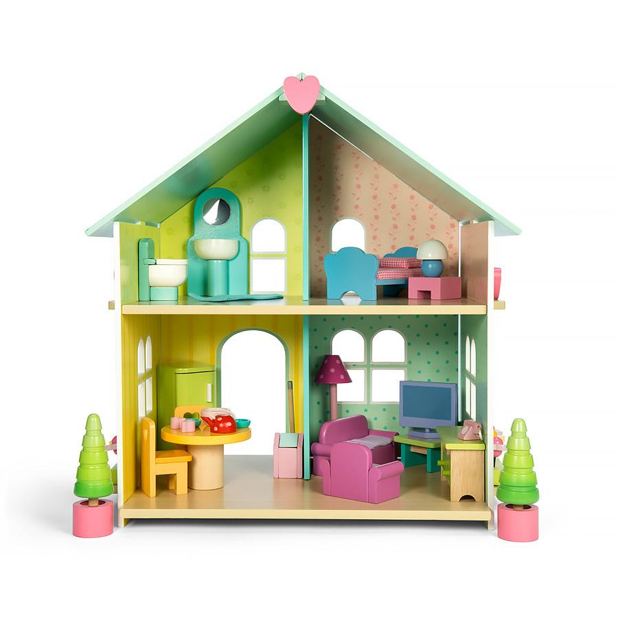 Кукольные домики мебель