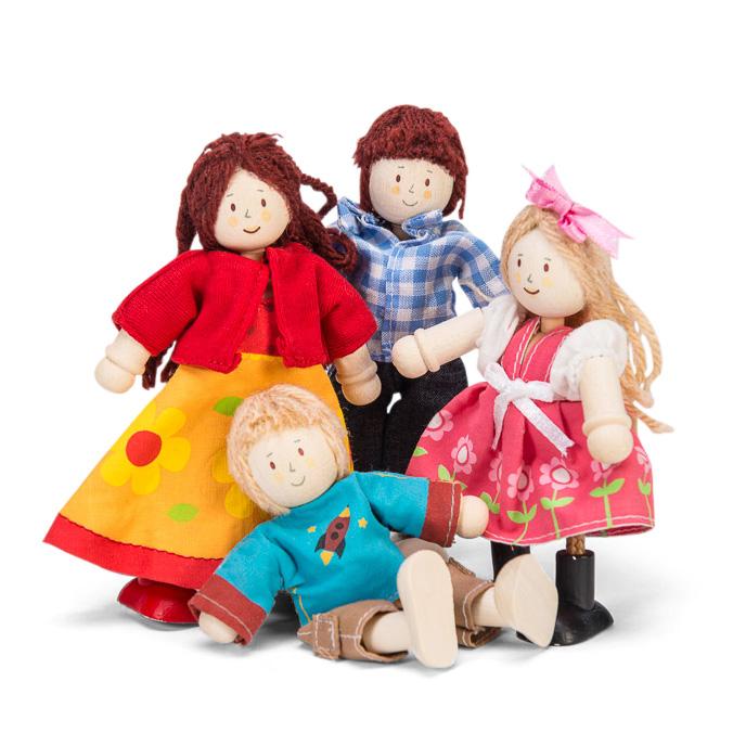 семья кукол картинки чей улов